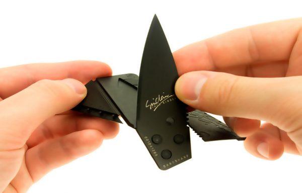 چاقو کارتی سینکلر